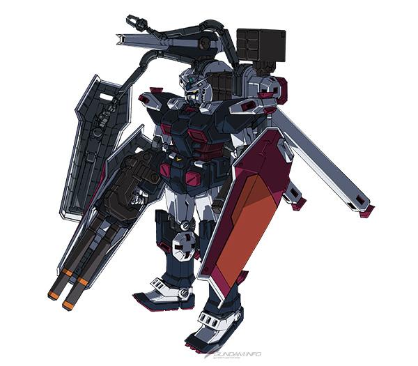 Mobile Suit Gundam Thunderbolt Full Armor Gundam1