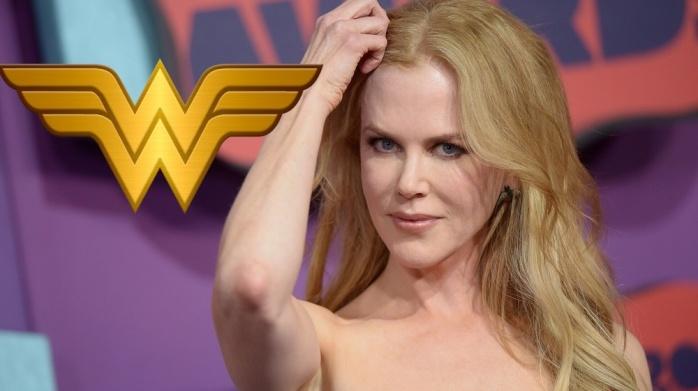 Nicole Kidman Wonder Woman
