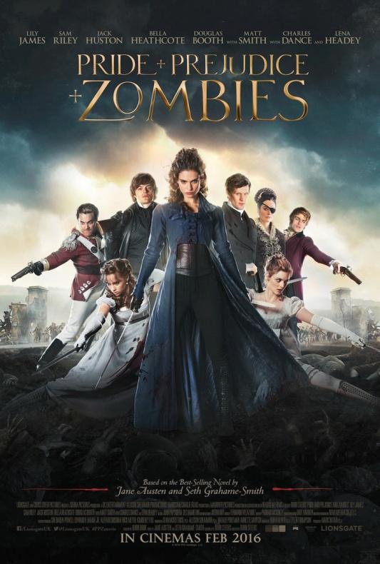 Orgullo, prejuicio y zombies