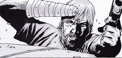 Personajes de The Walking Dead Serie VS Comic 4