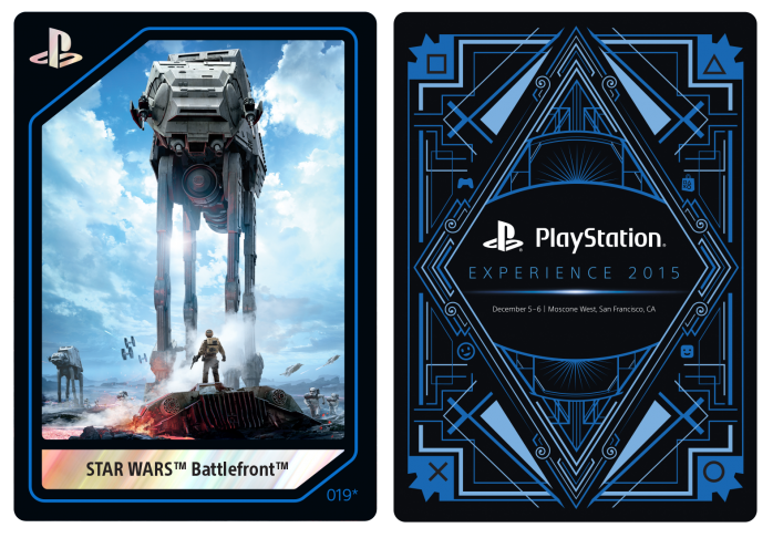 PlayStation Cards 1