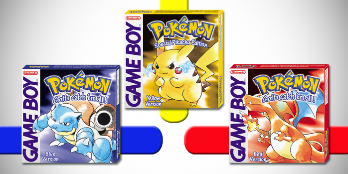 Pokémon Consola Virtual