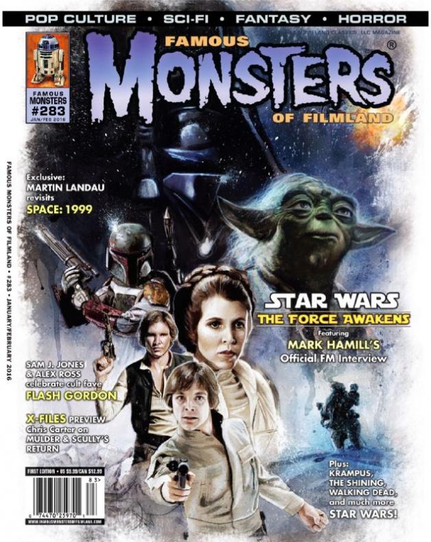 Portada Star Wars 3