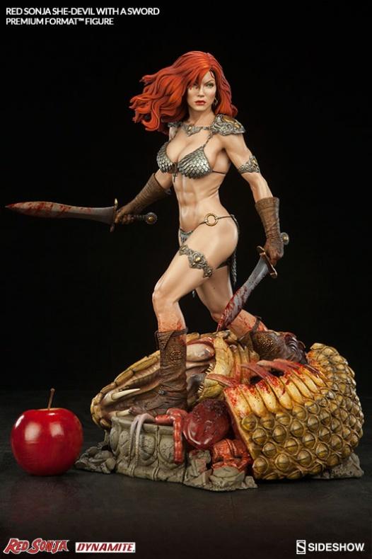 Red Sonja Sideshow 3