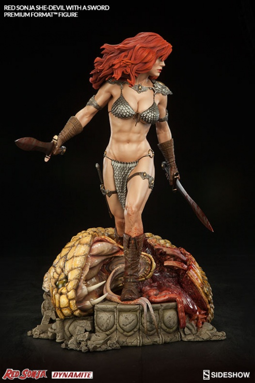 Red Sonja Sideshow 4