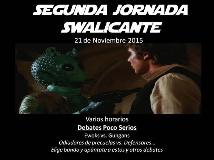 Segunda Jornada SW Alicante debates