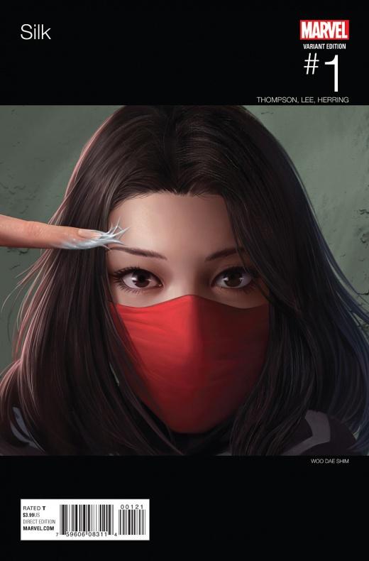 Silk Portada hip hop de Woo Dae Shim