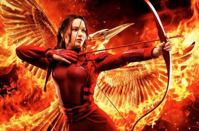 Sinsajo 2 Katniss