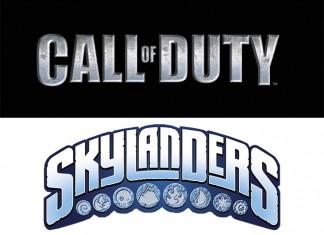 Skylanders y Call of Duty
