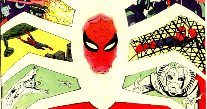 Spider Man Marvel Gold 2