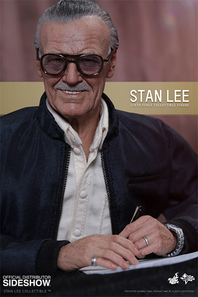 Stan Lee Hot Toys 8