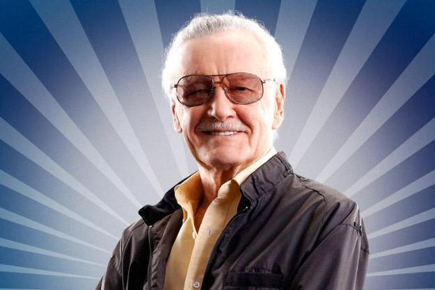 Stan Lee Iceman