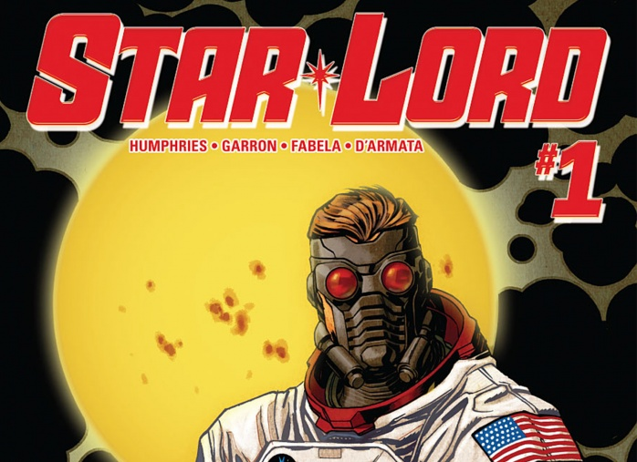 Star-Lord Destacada