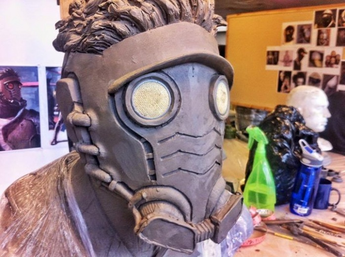 Star-Lord Helmet Early