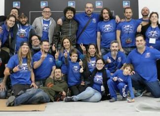 Star Wars Alicante - II Jornadas (foto de familia)