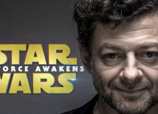 Star Wars Andy Serkis Snoke