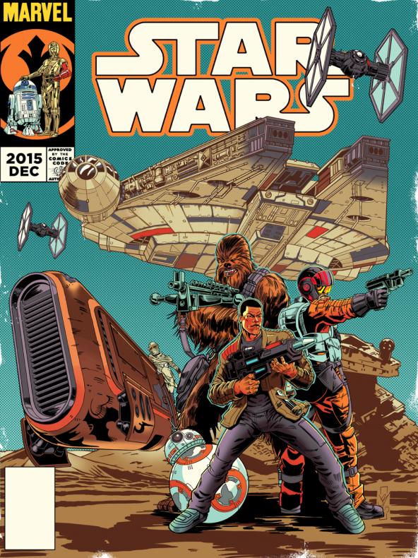 Star Wars VII 1977 05