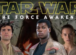 Star Wars VII - nuevos personajes