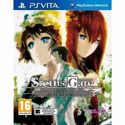 SteinsGate PS Vita