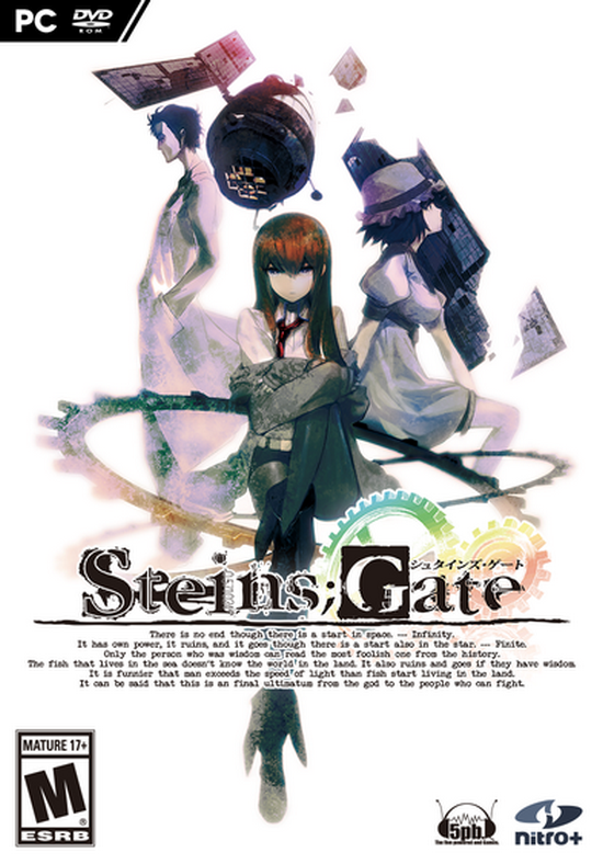 SteinsGate Window