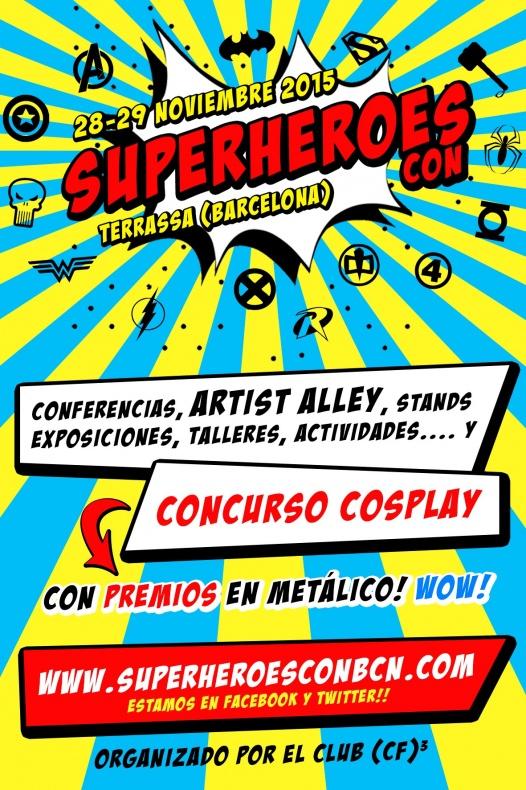 Superheroes Con