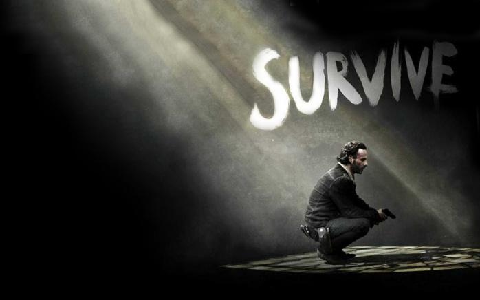 Survive The Walking Dead