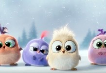 The Angry Birds Movie Promo Navidad