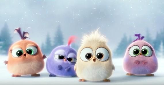The Angry Birds Movie Promo Navidad