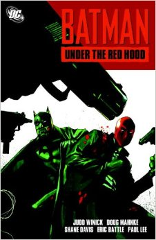 Under the Red Hood comic