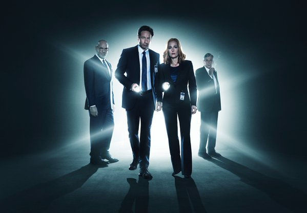 X-Files Fumador