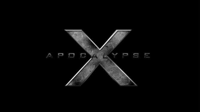 X-Men Apocalipsis logo