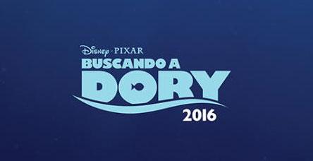Buscando a Dory Logo