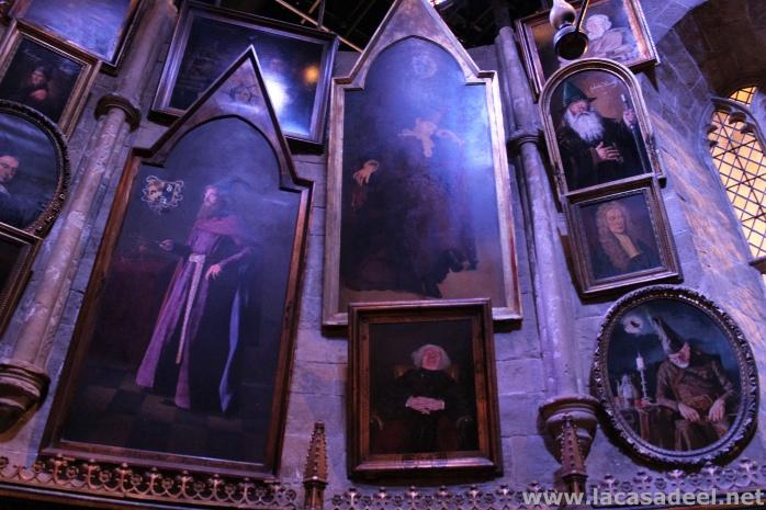 cuadros dumbledore
