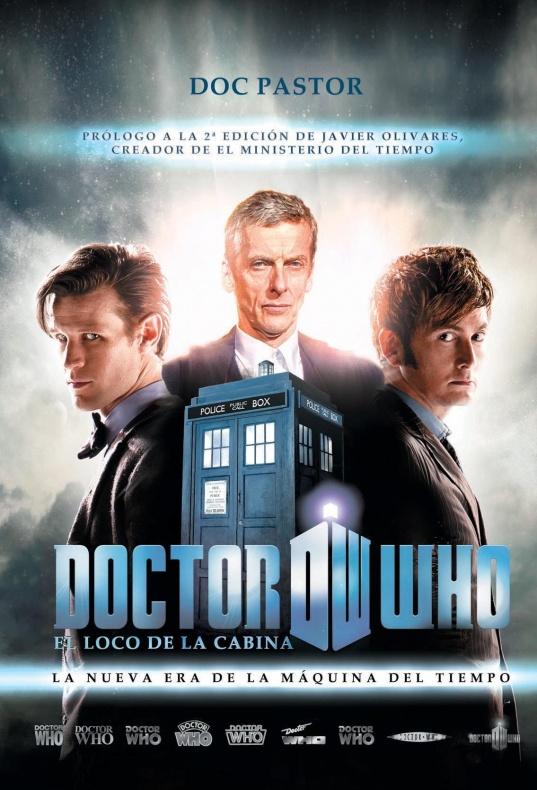 Doctor Who portada