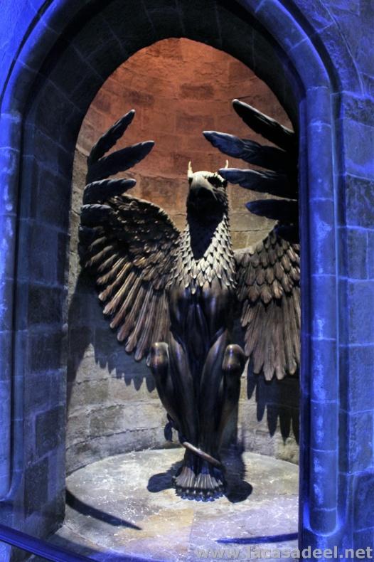 gargola dumbledore