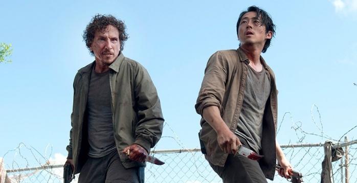 Glenn y Nicholas