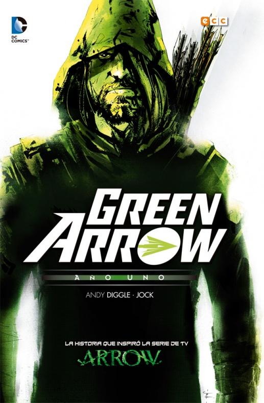 green arrow año uno ecc