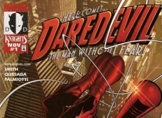 Panini Daredevil