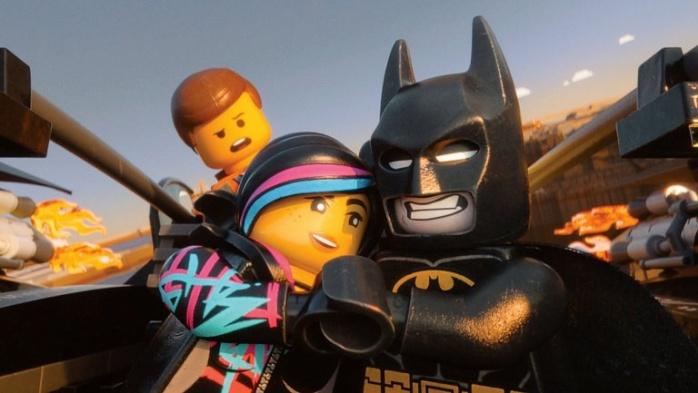 Batman LEGO película