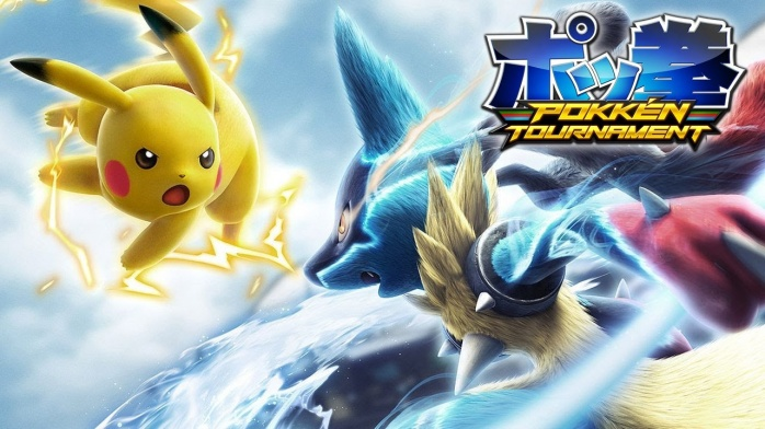 pokken tournament pikachu lucario
