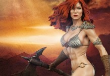 Red Sonja Sideshow