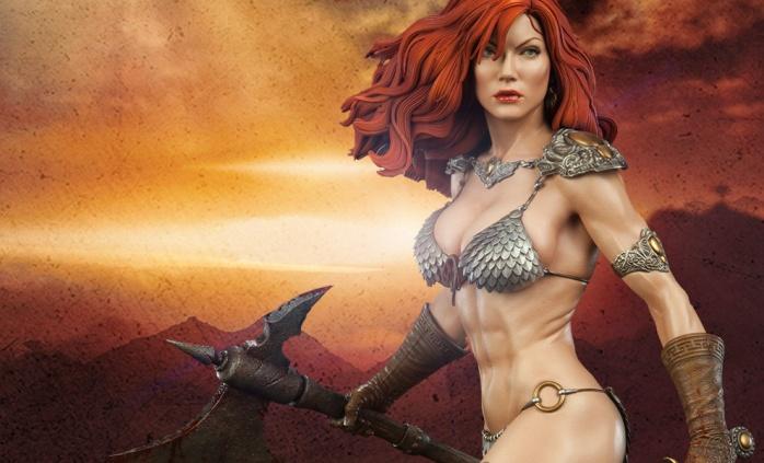 Red Sonja Sideshow