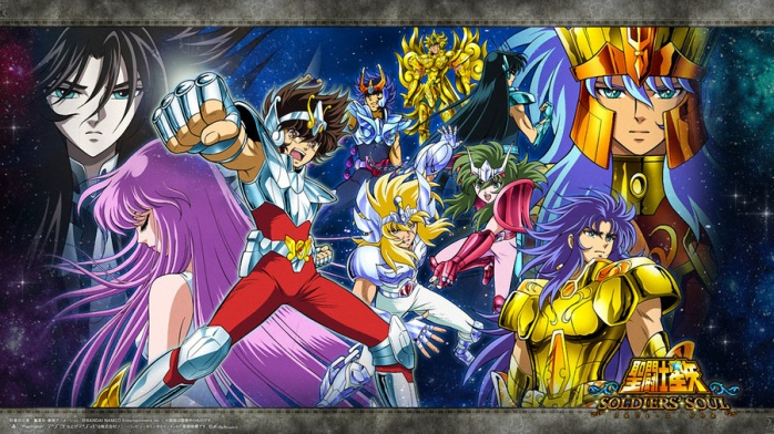 saint seiya soldiers soul wallpaper