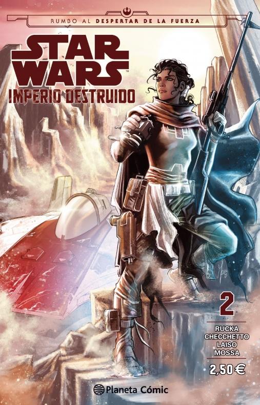 star wars imperio destruido