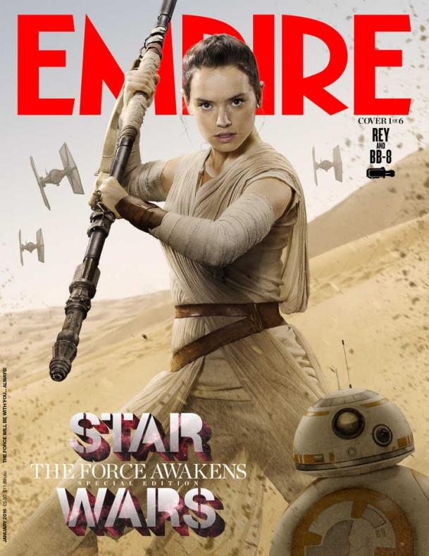 star wars vii empire portada rey