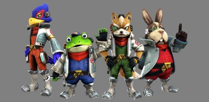 starfox-zero-personajes