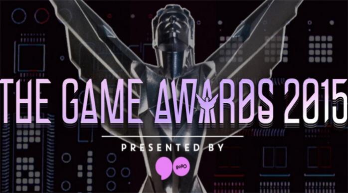 Game Awards 2015 logo