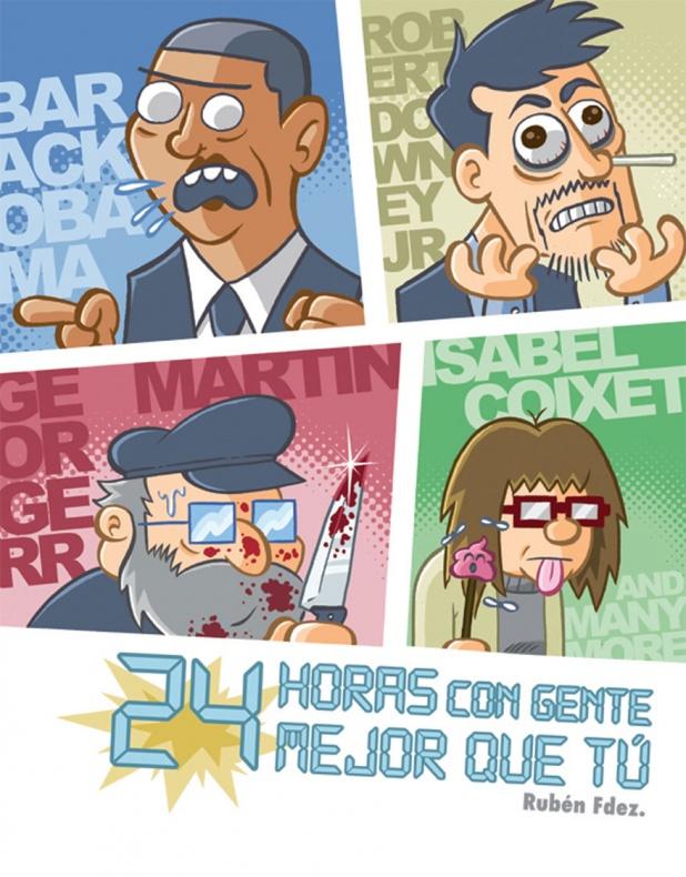 24 horas comic