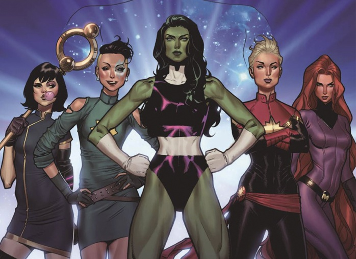A-Force Destacada