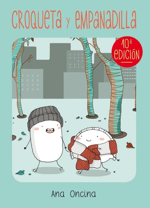 Ana Oncina Croqueta y empanadilla cubierta 10a edicion